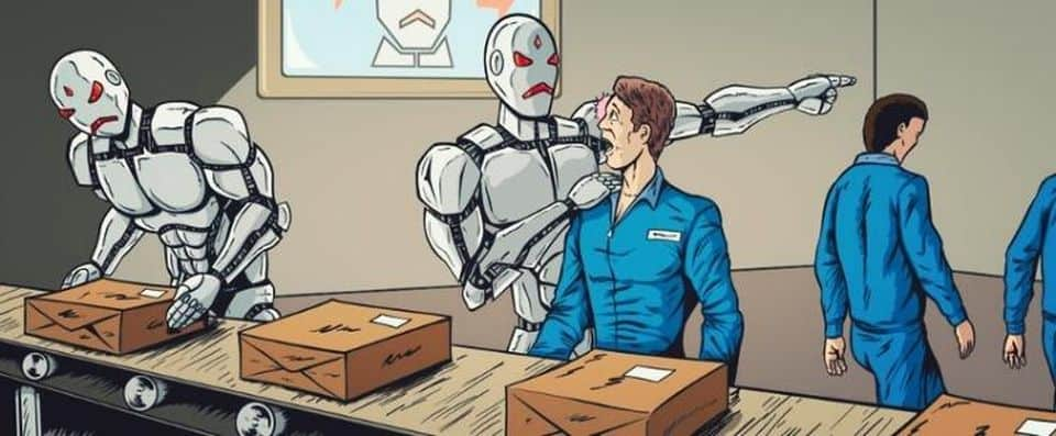 Will Artificial Intelligent Robots Take Over Our Jobs?